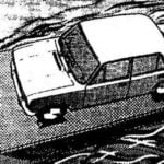 SWIMMING WITH THE CAR