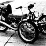 TRICYCLE WITH ROLL