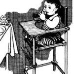 DINING BABIES