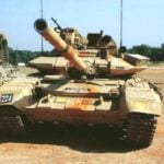 MAIN BATTLE TANK T-90