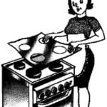 """""""APRON"""" FOR PLATE"""