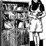 BOOKCASE-RETRO