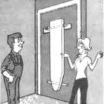 STORAGE — DOOR