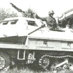 ROCKET LAUNCHERS ON THE EASTERN FRONT