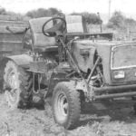 THE TRACTOR FROM.