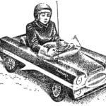 THE ELECTRIC CAR OF FORMULA D