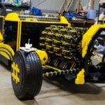 LEGO CAR TO DRIVE AROUND