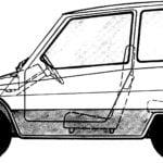 """YAUZA"" – PASSENGER CAR FOR CITY"