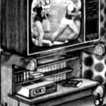 TV ON WHEELS