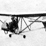GLIDERS OVER THE PANEVEZYS