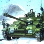 AIRBORNE SELF-PROPELLED GUN ASU-57