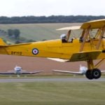 "DE HAVILLAN DH.82 ""TIGER MOTH"""