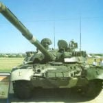 MAIN BATTLE TANK T-80