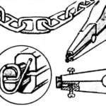 CHAIN — NOSE PLIERS