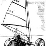 WINDROLLER IS A SAILING TRICYCLE