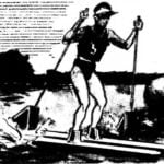THE FLOAT – ON FOOT, BY OARS AND SAIL