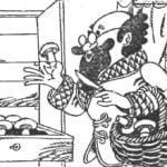 MUSHROOMS – IN THE HALLWAY