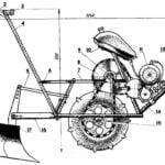 FOLDABLE MOTO – CULTIVATOR