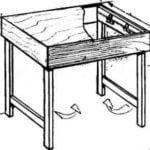 TABLE – MATRYOSHKA