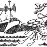 BOAT ON THE WINGS