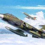 """F-104 """"STAR FIGHTER"""""""