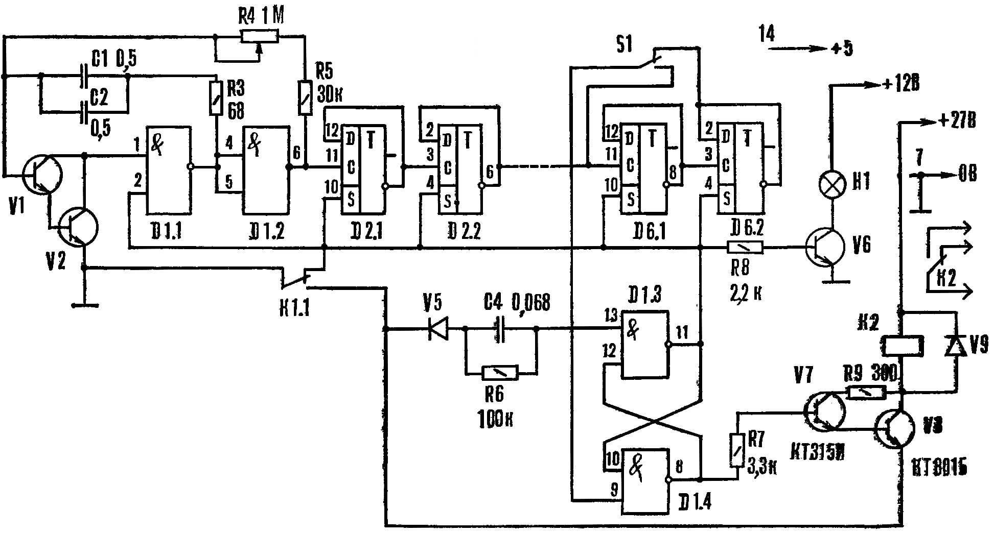 Ham Radio Circuitsprojectsschematic Diagrams