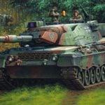 A STANDARD NATO TANK