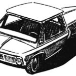 AUTOROLLER — DWUHLOPASTNY CAR