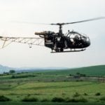 SUD-AVIATION SE.313B ALOUETTE II