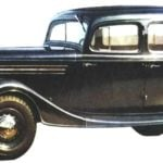 """CAR """"GAZ-11-73"""""""