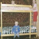 BED FOR GRANDCHILDREN