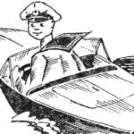 MOTOR BOAT — WITH YOUR STOCKS