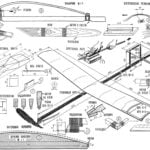 SCHEMATIC MODEL OF THE AIRCRAFT