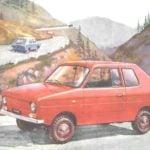 """""""VALGA-KOMBI"""" — A CAR MADE OF PLYWOOD"""