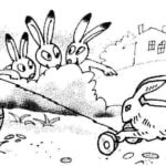 """""""WELL, HARE, WAIT!"""""""