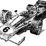 """""""LOTUS-56V"""" – A CAR WITH A SHIP'S PIPE"""