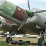 THE PLANE, RESONABLEY THE MYTH OF THE INVINCIBILITY OF GERMANY