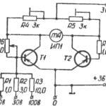 A simple voltmeter