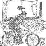 PONCHO CYCLIST