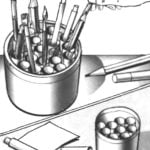 PENCIL — FOR A MOMENT