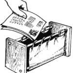 BAG FOR NEWSPAPERS