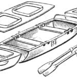 BOAT-CLAMSHELL