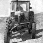 "TRACTOR-""MOUNTAINEER"""