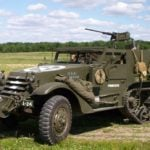 AMERICAN HALF-TRACK ARMORED PERSONNEL CARRIERS
