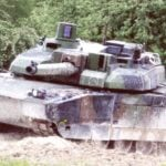 "THE LAST ""AMX"" FRENCH TANK OF THE DYNASTY"