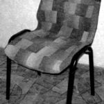 THE COVER ON THE CHAIR
