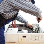 Elimination of leakage of the washing machine